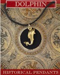 Dolphin Pendant - Gold Plated