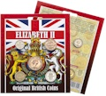Elizabeth II Coin Collection Pack