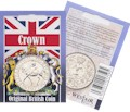 Elizabeth II Jubilee Crown Coin Pack