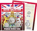 Elizabeth II Silver Coin Collection Pack