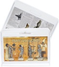 Egyptian Gods Pack of 4 Miniature Figures