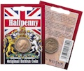 Half Penny Coin Pack - George V