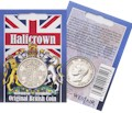Half Crown Coin Pack - George VI