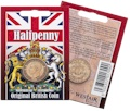 Half Penny Coin Pack - George VI