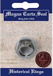 Magna Carta Seal Ring - Pewter