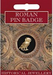 Roman Owl Pin Badge - Gold Plated