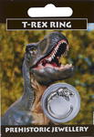 T-Rex Ring - Pewter