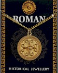 Roman Filigree Scroll Pendant - Gold Plated