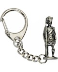 Scottish Figure Key-Ring