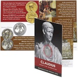 Claudius Coin Pack - Denarius