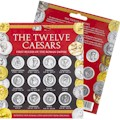Twelve Caesars Denarius Coin Pack