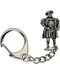 Henry VIII Figure Key-Ring