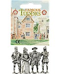 Set of 4 Tudors in Box