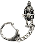 Viking Figure Key-Ring