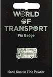 Bus Pin Badge