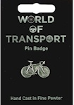 Bicycle Pin Badge